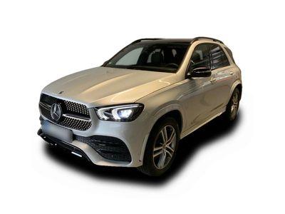 gebraucht Mercedes GLE300 GLE 300d 4M AMG,Nightp.,PDC,LED,PanoDach,Kamera
