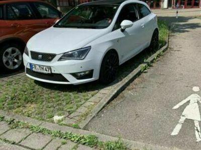 gebraucht Seat Ibiza SC FR 1,6 TDI