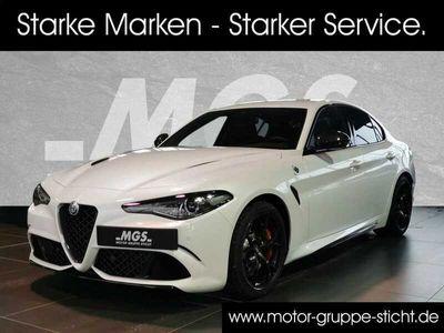 gebraucht Alfa Romeo Giulia 2.9 Bi-T AT8 #ASSISTENZ #HARMAN, Neuwagen, bei MGS Motor Gruppe Sticht GmbH & Co. KG