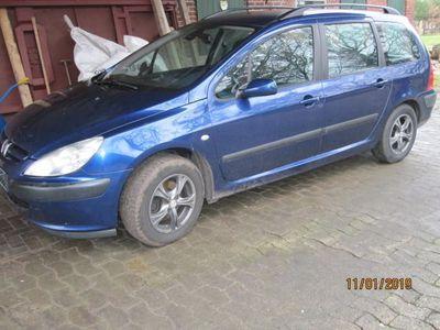gebraucht Peugeot 307 Break 110 Presence
