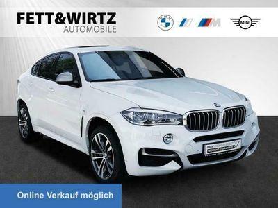 gebraucht BMW X6 M50 d M Sport 20 H&K Surround View