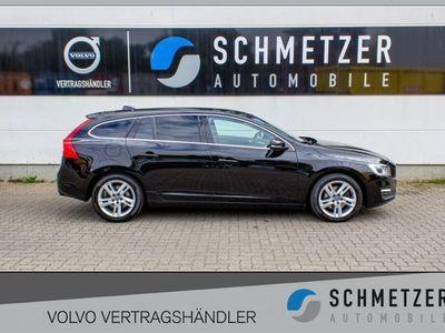gebraucht Volvo V60 D4 Momentum Navi Xenon AHK E-Sitz Euro 6
