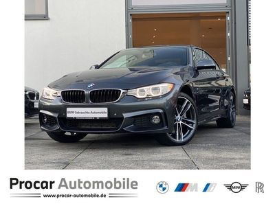 gebraucht BMW 435 4er d xDrive Coupe M Sport
