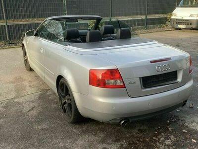 gebraucht Audi A4 Cabriolet MODEL B6