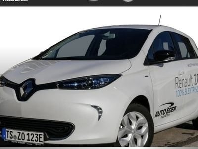 second-hand Renault Zoe R110 Life LIMITED Miet-Batterie Bluetooth Navi