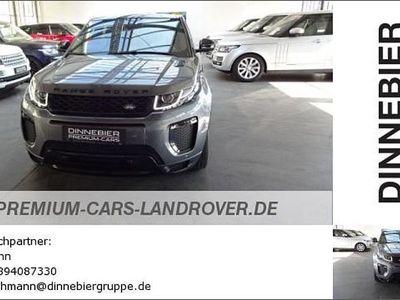 gebraucht Land Rover Range Rover evoque TD4 HSE Dynamic 132 kW* Gebrauchtwagen, bei Autohaus Dinnebier GmbH