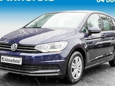 gebraucht VW Touran 1.6 TDI Trendline BMT PDC SHZ NAVI EU6
