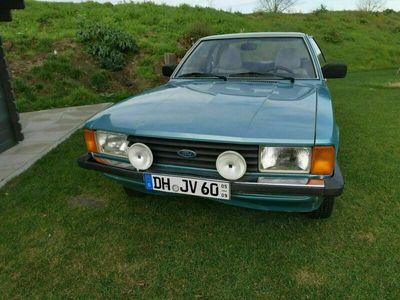 gebraucht Ford Taunus 2,0 Ghia - V6 - Automatik als Limousine in Bruchhausen-Vilsen