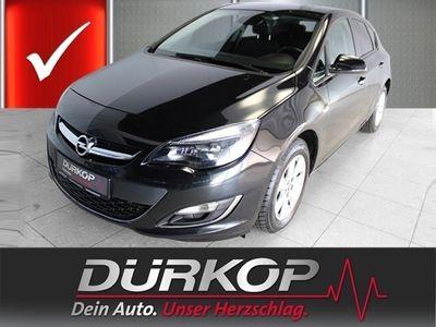 gebraucht Opel Astra 5türig Edition 1.4 Parkpilot*Tempomat*MP