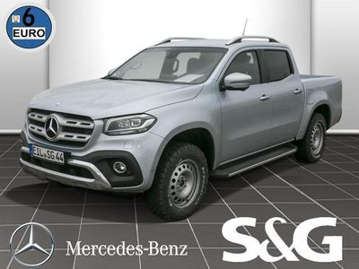 gebraucht Mercedes X250 d 4M Power Edition LED/Comand/Keyless/AHK/