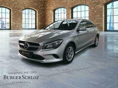 gebraucht Mercedes CLA200 Shooting Brake Chrom/Navi/AHK/Kamera/