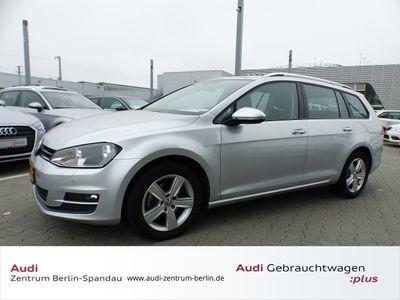 gebraucht VW Golf VII Variant 1.6 TDI Comfortline *SHZ*GRA*PDC*