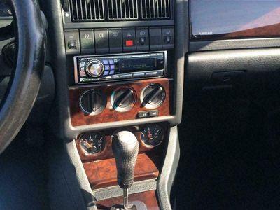 gebraucht Audi 80 Cabriolet 2.8L*V6*51tkm *Leder*Kli... als Cabrio/Roadster in Remscheid