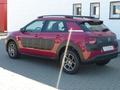 gebraucht Citroën C4 Cactus Selection BlueHDI 100 ETG6 Automatik Navi