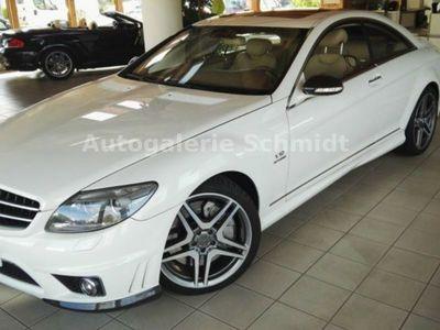 gebraucht Mercedes CL65 AMG AMG V12 Sport- Carbon Designo Voll