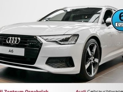 gebraucht Audi A6 Avant sport 40 TDI s-tronic S-line Sportpaket M (N