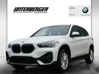 gebraucht BMW X1 20i Advantage Navi Tempomat AHK Shz
