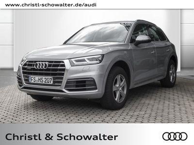 gebraucht Audi Q5 design 3.0TDI quattro tiptronic 8-stufig Klima
