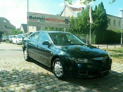 gebraucht Mazda 6 1.8 Exclusive Sport Limousine*Klima*2.Hd*Tempo