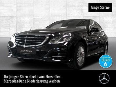 gebraucht Mercedes E250 BlueTEC 4MATIC Limousine