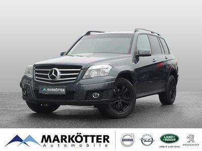 gebraucht Mercedes GLK250 GLK-Klasse CDI 4-Matic BE 4MATIC/Bluet./