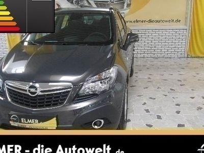 käytetty Opel Mokka Edition 1.6 CDTI - Radio, Rückfahrkamera