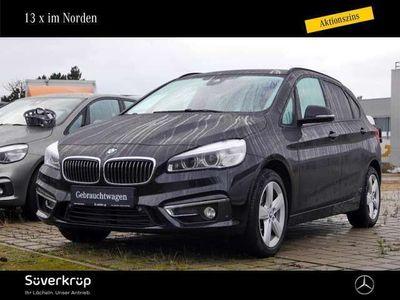 gebraucht BMW 220 i Luxury Line Pano/Navi/Kamera/Soundsystem