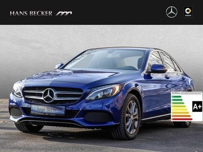 gebraucht Mercedes C200 C-KlasseD Lim Avantgarde LED Navi Parkassistent