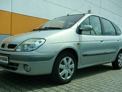 gebraucht Renault Scénic 1.6 16V Expression Rentner Klimaauto