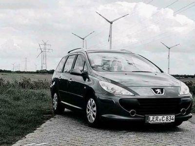 gebraucht Peugeot 307 sw 1,6l HDI **BASTLERFAHRZEUG**
