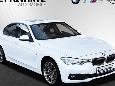 used BMW 330 i Luxury Line Autom GSD LED Navi PDC Sitzhzg