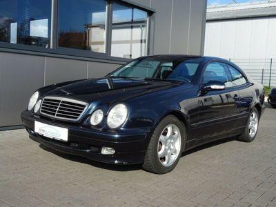 gebraucht Mercedes 320 >>CLKAVANTGARDE TÜV XENON NAVI LEDER<<