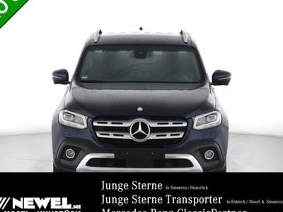 gebraucht Mercedes X250 d 4M POWER EDITION COMAND*360°*SHZ*LED*AHK