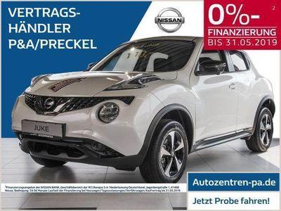 used Nissan Juke N-Connecta 1.6 /Technology/Exterieur Black