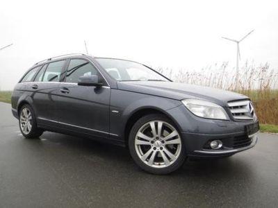 gebraucht Mercedes 170 C- Klasse 220 CDiDiesel Panorama-Dach Xenon Navi