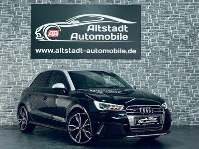 gebraucht Audi S1 2.0 TFSI -QUATTRO-OPTIK-COMP-BOSE-NAVI-18?