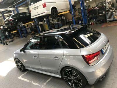 gebraucht Audi S1 Sportback*Schalensitze*GrosserSpoiler*