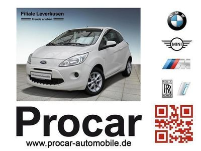 gebraucht Ford Ka 1.2 Start-Stopp-System Cool & Sound Edition