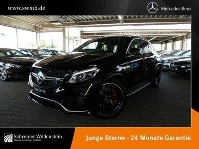 gebraucht Mercedes GLE63 AMG S AMG 4MATIC Harman/Sitzklima/Fond-tv