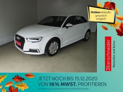 gebraucht Audi A3 e-tron Spb 1.4 TFSI Attraction Navi-LED-SHZ-PDC