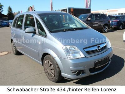 gebraucht Opel Meriva Cosmo 1.6 TWINPORT*MFL*eF*