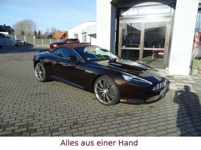 gebraucht Aston Martin DB9 Volante Cabrio V12 Touchtronic,Navigation