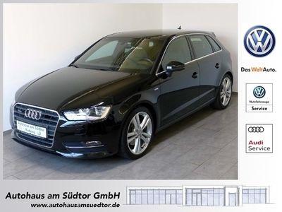 gebraucht Audi A3 Sportback 2.0 TDI S line quattro