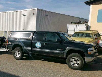 gebraucht Chevrolet Silverado 2500 HD 6,6 Liter Diesel Duramax LB 7 GMC
