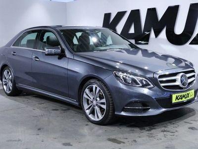 gebraucht Mercedes E400 CGI Limo. Avantgarde +Massage +Distr. Plus +COMAND +GSHD +AHK +LED ILS +Leder Nappa +Kamera +Totwinkel-/Spurhalte-Assi.