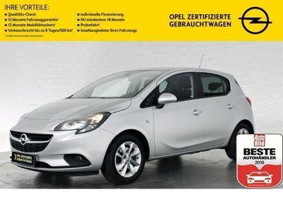 gebraucht Opel Corsa E On, Navi, Sitz-/Lenkradheizung, Parkpilo