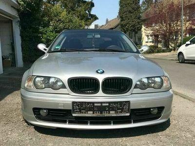 gebraucht BMW 323 323 ci mit Gasanlage / TÜV bis 04/2021
