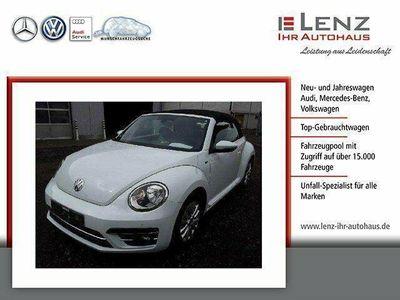 gebraucht VW Beetle Cabriolet TSI Allstar *Navi*Kamera*Sitzhz