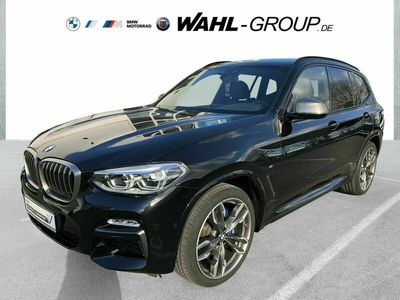 gebraucht BMW X3 M 40d   LED Navi