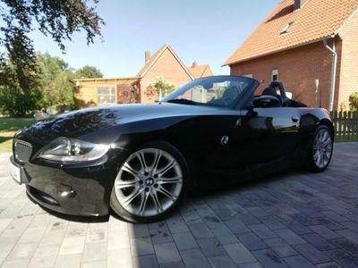 gebraucht BMW Z4 E85 2.2i, M-Paket, schwarz, Automatik